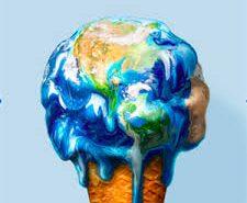 İklim değişikliğine dikkat çekme