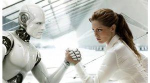 robotlar insan karşı